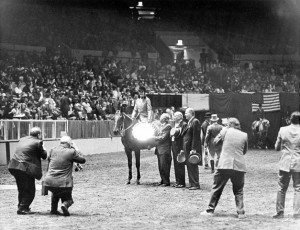 Anna-Rivet-1971-Maclay-Finals-Presentation-at-the-National-Horse-Show